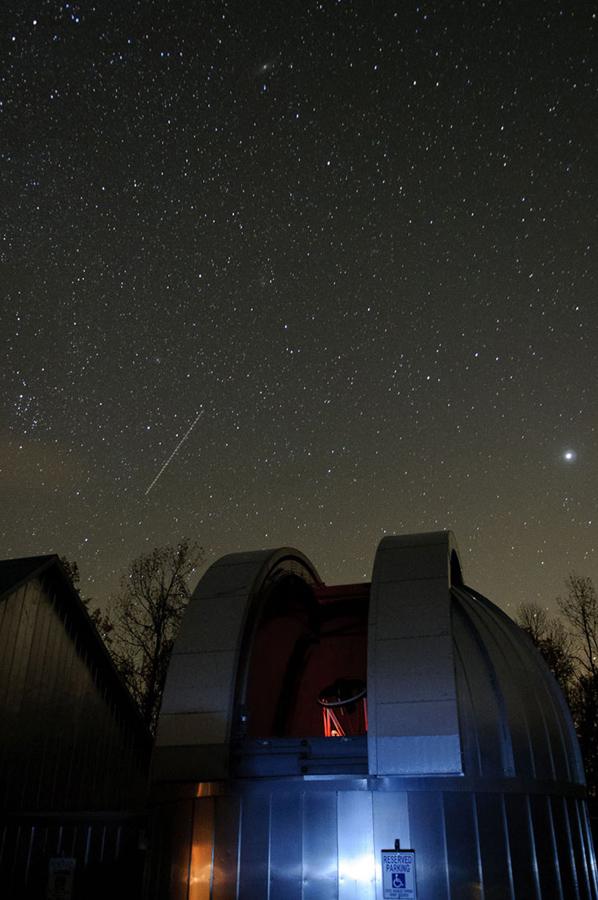 Leander Hutton – ASU Dark Sky Observatory