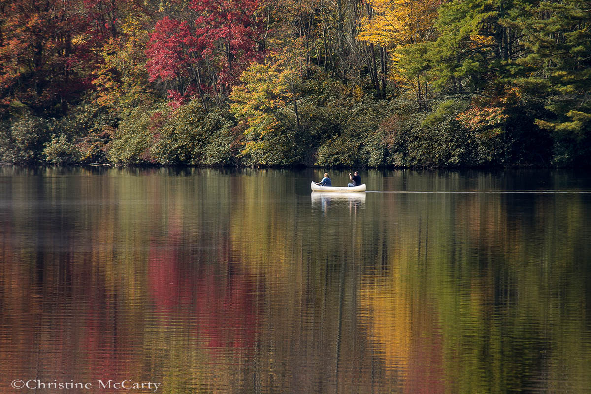 Christine McCarty - Honorable Mention - Bass Lake Reflection